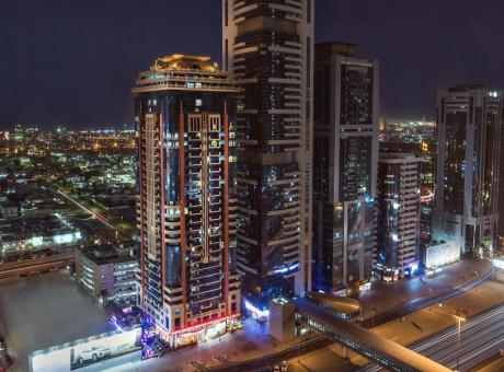 Emirates Grand Hotel Apartment