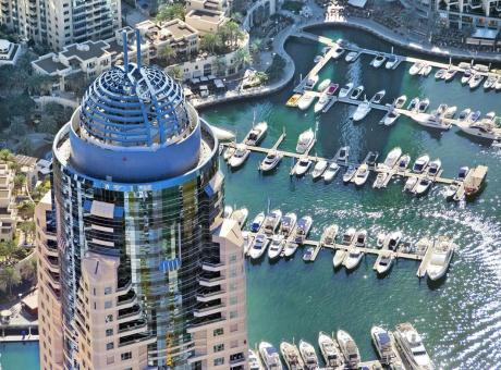 Dubai Marriott Harbour Hotels & Suites