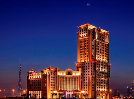Marriott Executive Apartments Al Jaddaf