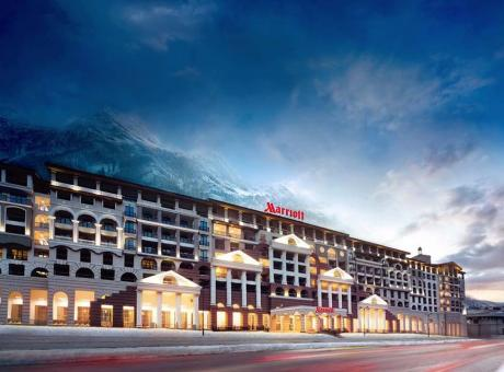 Marriott Krasnaya Polyana